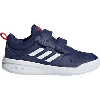 adidas - Tensaurus Shoes Kids dark blue footwear white active red