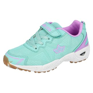 Lico - Flori VS Sneaker Kids turquoise purple