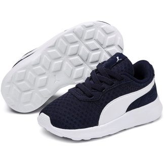 Puma - ST Activate AC PS Sneaker Kinder peacoat puma white