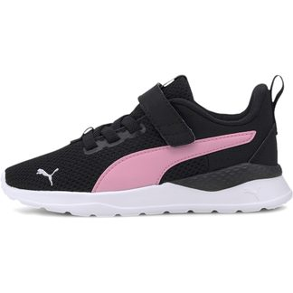Puma - Anzarun Lite AC PS Sports Shoes Kids puma black pale pink puma white