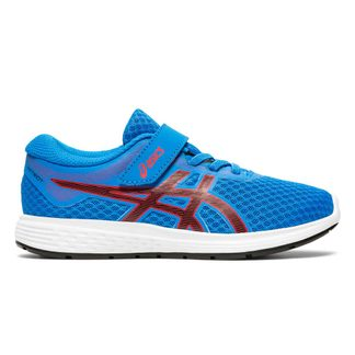 ASICS - Patriot 11 PS Hallenschuhe Kinder electric blue speed red