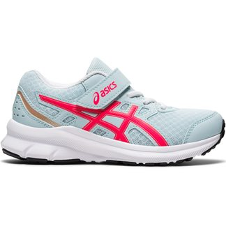 ASICS - Jolt 3 PS Indoor Shoes Kids aqua angel diva pink
