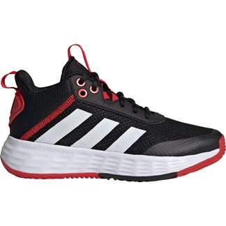 adidas - Ownthegame 2.0 Shoes Kids core black