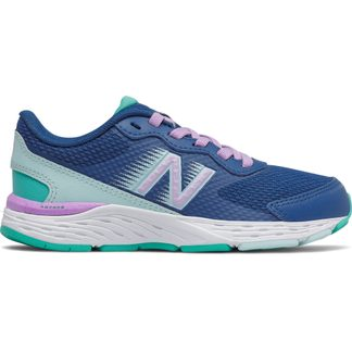 New Balance - 680v6 Laufschuhe Kinder captain blue