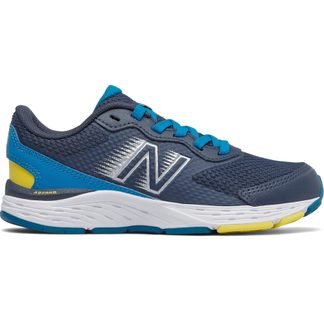 New Balance - 680v6 Laufschuhe Kinder natural indigo