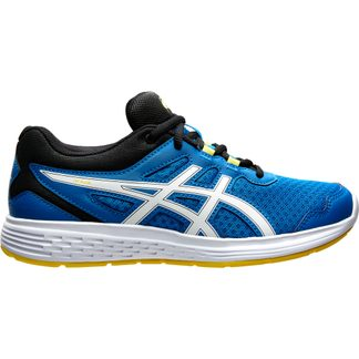 ASICS - Ikaia 9 GS Laufschuhe Kinder electric blue white