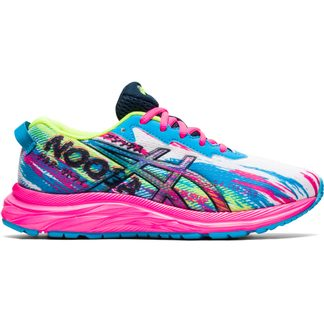 ASICS - Gel-Noosa TRI 13 GS Laufschuhe Kinder digital aqua hot pink
