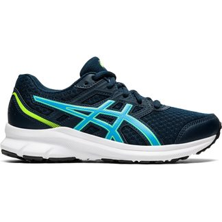 ASICS - Jolt 3 GS Laufschuhe Kinder french blue digital aqua