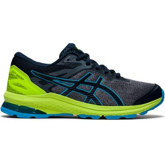 ASICS - GT-1000 10 GS Laufschuhe Kinder french blue digital aqua
