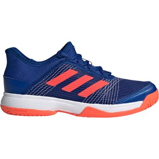 adidas - Adizero Club Tennis Shoes Kids collegiate royal solar red footwear white