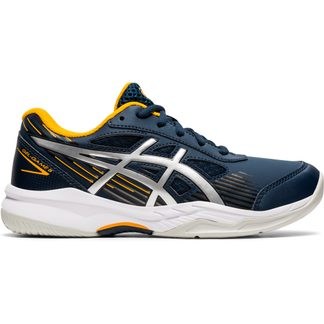 ASICS - Gel-Game 8 GS Tennisschuhe Kinder french blue pure silver
