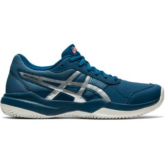 ASICS - Gel Game 7 Clay GS Tennis Shoes Kids mako blue pure silver