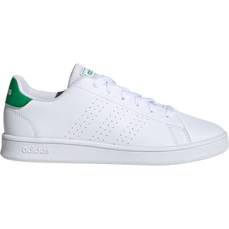 adidas - Advantage Sneaker Kinder footwear white green grey two