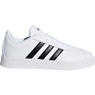 adidas - VL Court 2.0 Sneaker Kinder footwear white core black