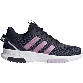 adidas - Racer TR 2.0 Running Sport Shoes Kids legend ink cherry metallic purple tint