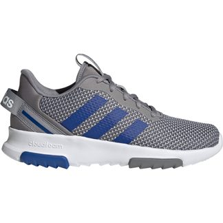 adidas - Racer TR 2.0 Sneaker Kids grey three team royal blue halo silver