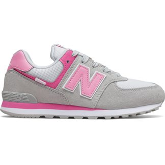 New Balance - 574 Sneaker Kids rain cloud