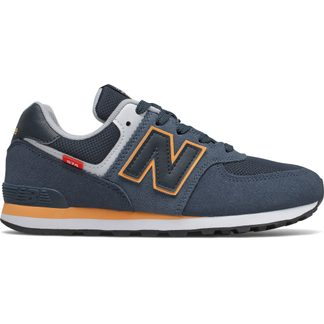 New Balance - 574 Sneaker Kinder natural indigo