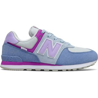 New Balance - 574 Sneaker Kids stellar blue