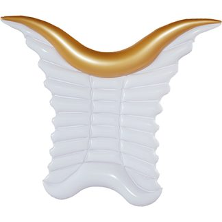 Happy People - Floater Angel Wings white gold