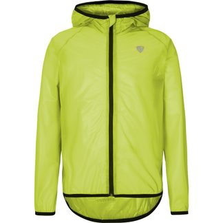 Ziener - Neptus Rain Jacket Kids lime