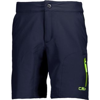 CMP - Free Bike Bermuda Shorts Kinder black blue