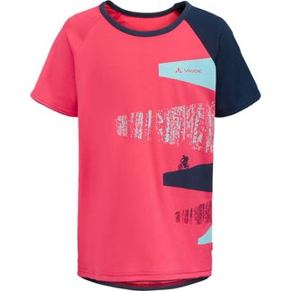 VAUDE - Moab T-Shirt Kinder bright pink