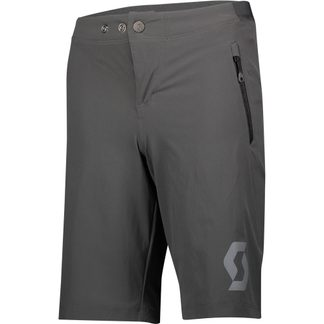 Scott - Trail 10 Junior Loose Fit Shorts Mit Polster Kinder dark grey