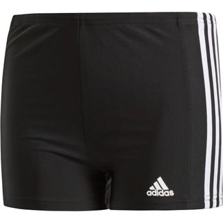 adidas - 3-Stripes Swim Boxer Boys black white