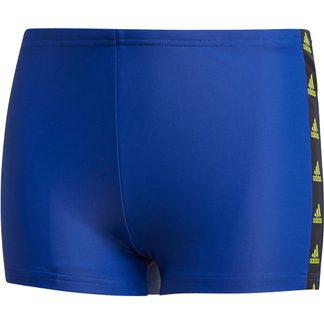 adidas - Tape Swim Briefs Boys team royal blue legend ink semi solar slime