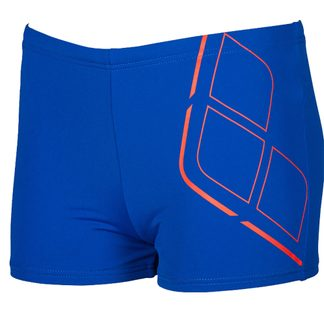 Arena - Essentials Junior Badehose Jungen neon blue nectarine