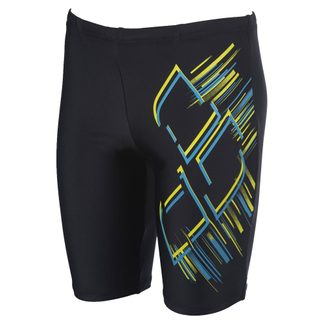 Arena - Jammer Shimmery Swim Trunks Boys black turquoise