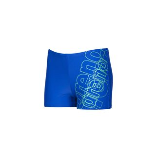 Arena - Spotlight Swim Trunks Kids neon blue golf green
