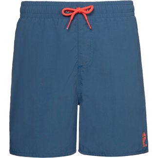 Protest - Culture Beachshorts Boys blue gas