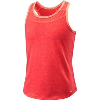 Wilson - Competition Tank Top Girls cayenne