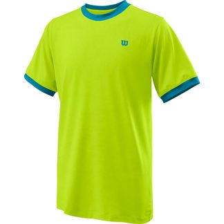 Wilson - Competition Crew T-shirt Boys lime popsicle