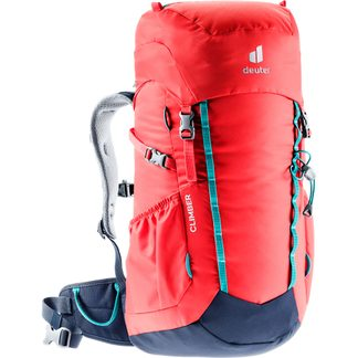 Deuter - Climber 22l Kinderrucksack chili navy