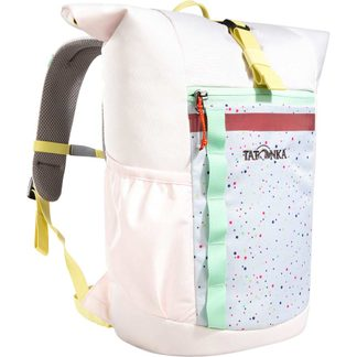 Tatonka - Rolltop Pack JR 14 Kinder pink