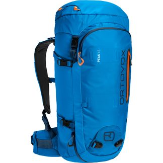 ORTOVOX - Peak 45l Touring Backpack safety blue