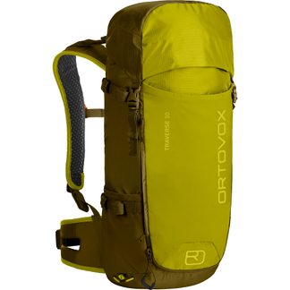 ORTOVOX - Traverse 30l Backpack Unisex green moss