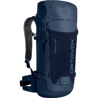 ORTOVOX - Traverse 28 S Dry Backpack Women blue lake
