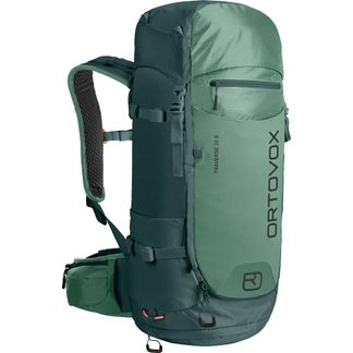 ORTOVOX - Traverse 38 S 38l Backpack Women green dust