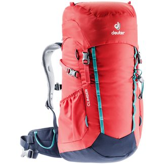 Deuter - Climber Kinderrucksack chili navy