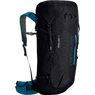 ORTOVOX - Peak Light 32l Tourenrucksack black raven