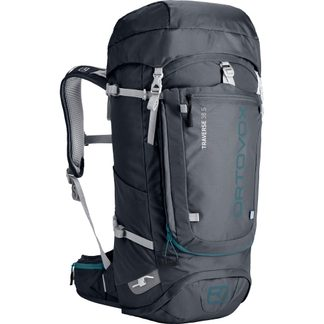 ORTOVOX - Traverse 38l S Backpack Women black anthracite