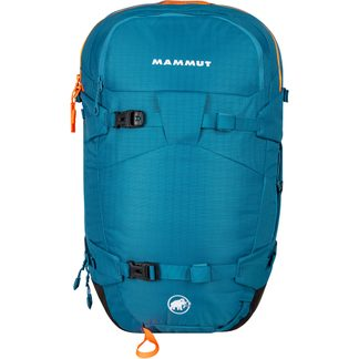 Mammut - Ride Removable Airbag 3.0 Avalanche Backpack sapphire black