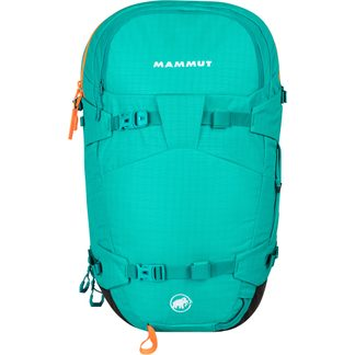 Mammut - Ride Removable Airbag 3.0 30l Avalanche Backpack dark ceramic black