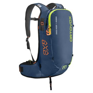 ORTOVOX - Cross Rider 18 Avabag Lawinenrucksack night blue