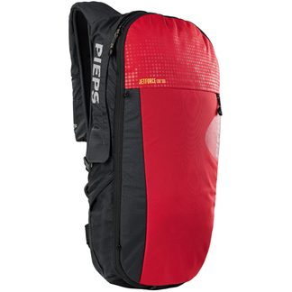 Pieps - Jetforce BT 10l M/L chili red