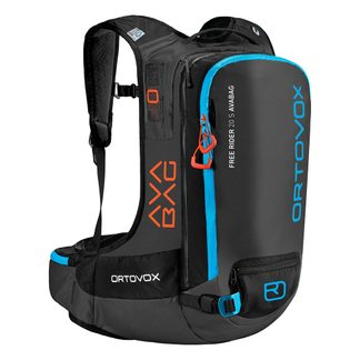 ORTOVOX - Free Rider 20 S Avabag Avalanche Backpack Women anthracite